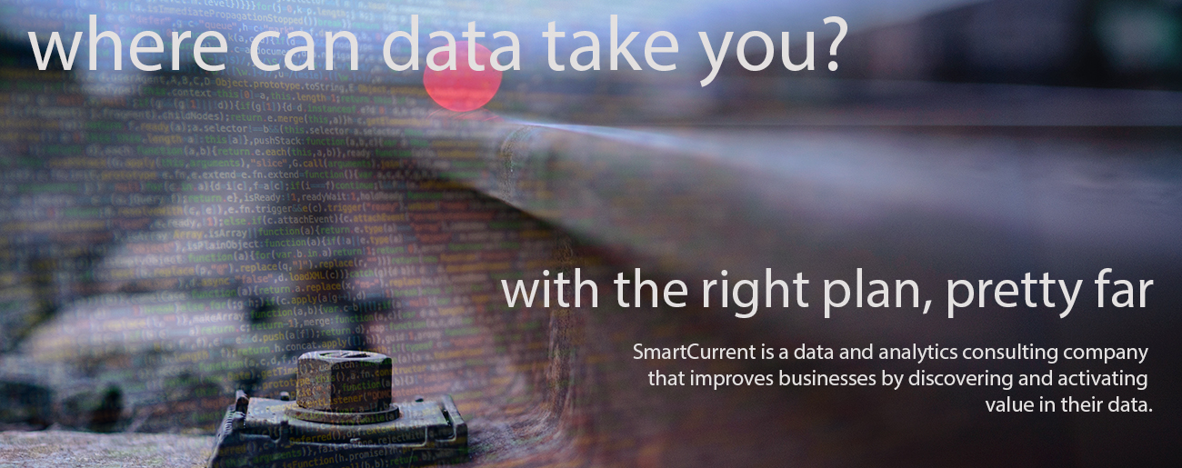 Where Can Data Take You?